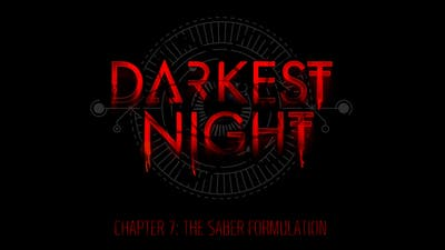 Chapter 7 - The Saber Formulation