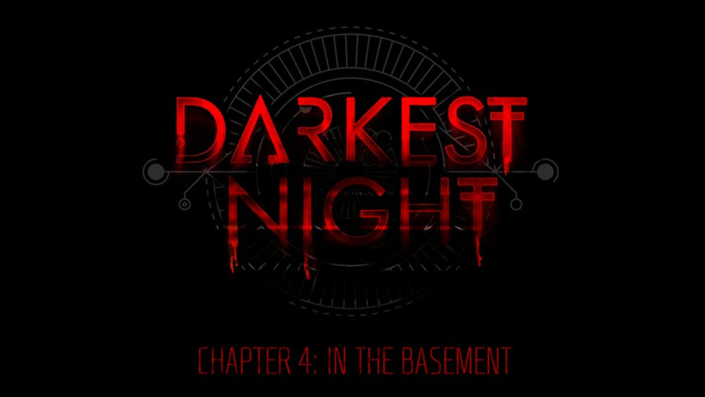 Chapter 4 - In the Basement
