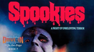 Week 7: Spookies