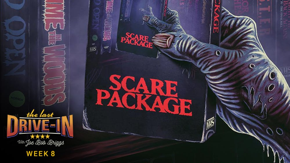 Week 8: Scare Package