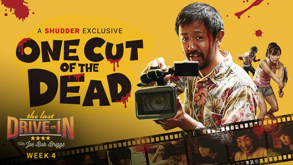 Week 4: One Cut of the Dead