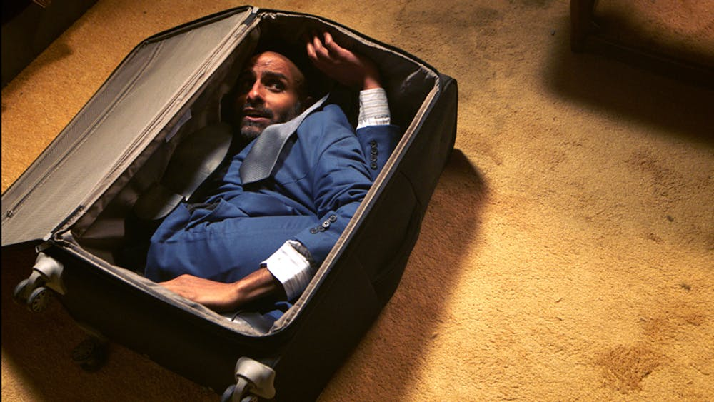 3. All Hallows Eve / The Man in the Suitcase