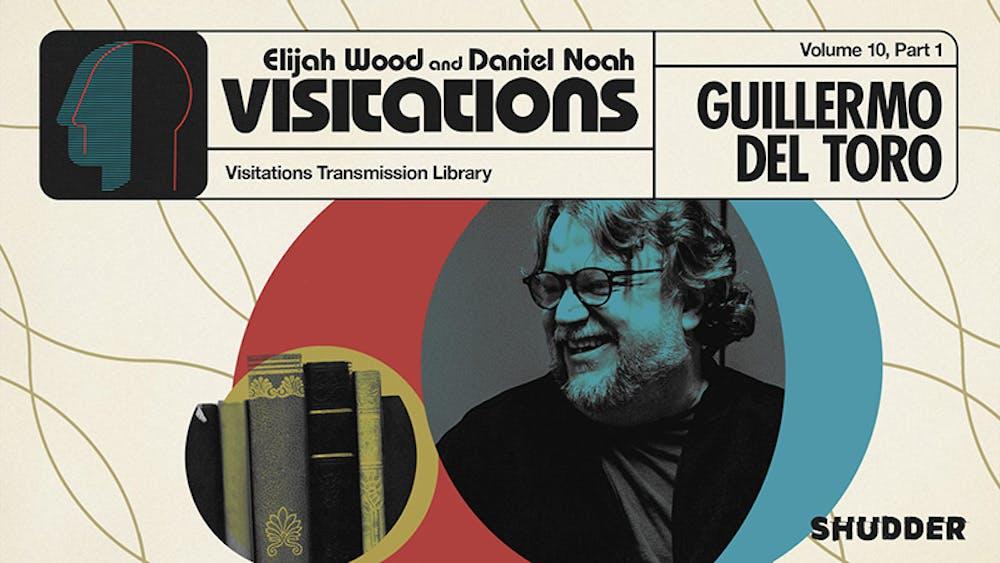 10. Guillermo del Toro: Part one