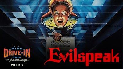 Week 9: Evilspeak