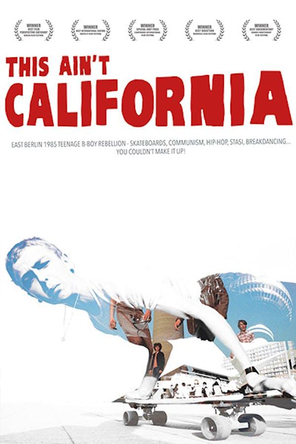 This AinT California Stream