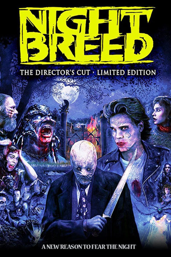 Nightbreed, The Director's Cut