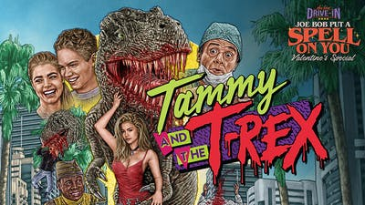 1. Tammy and the T-Rex