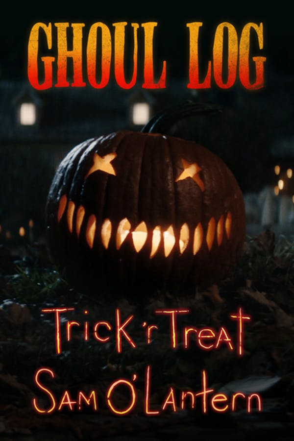 The Ghoul Log: Trick 'r Treat Sam O'Lantern