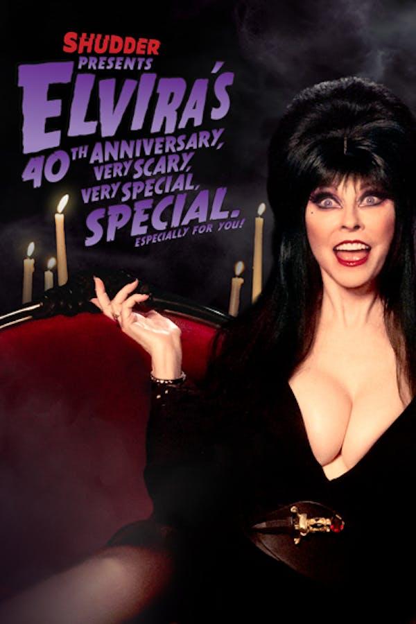 Elvira's 40th Anniversary, Very Scary, Very Special, Special