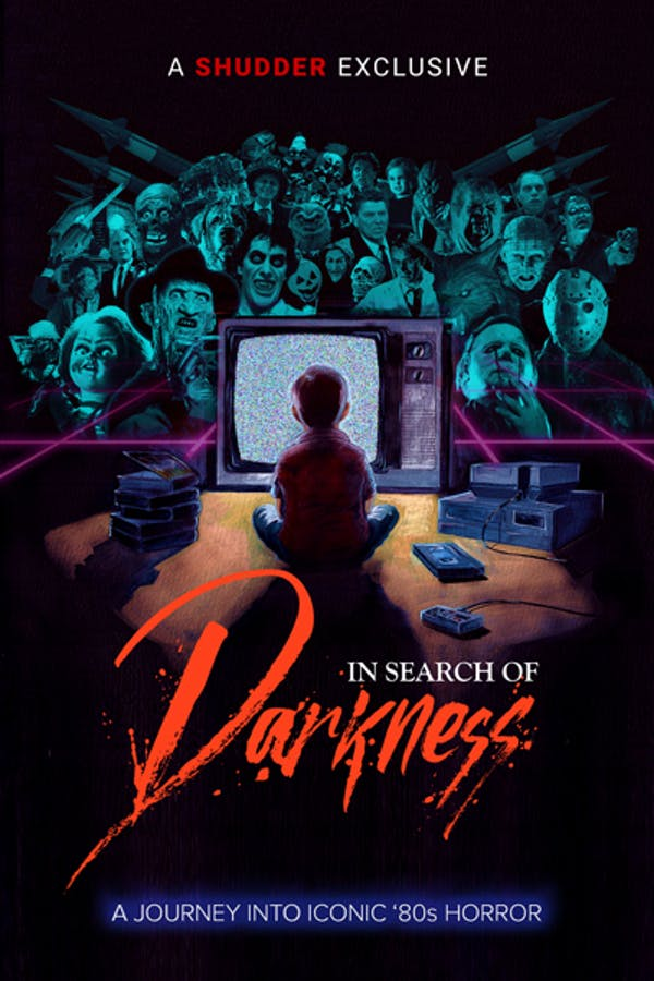 In Search of Darkness: A Journey Into Iconic 80s Horror