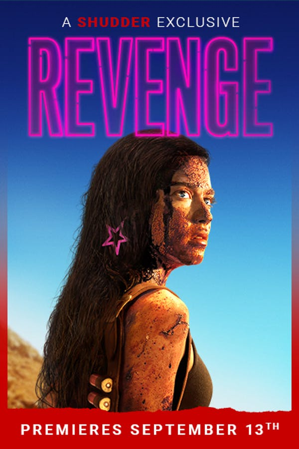 REVENGE – Coming Soon