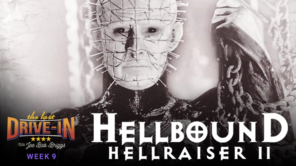 Week 9: Hellbound Hellraiser II