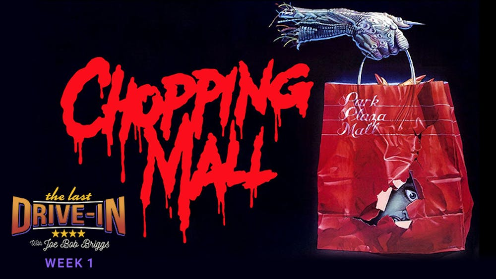 Week 1: Chopping Mall