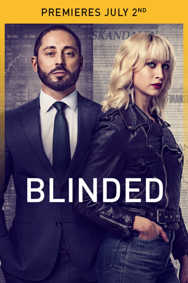 Blinded - Premieres July 2nd