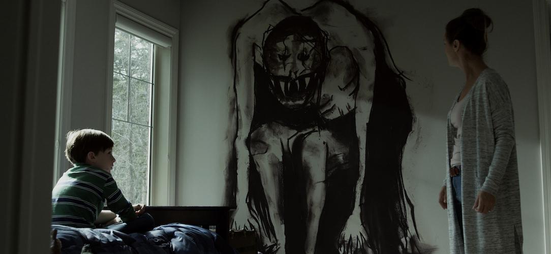 The Creepy Kid…