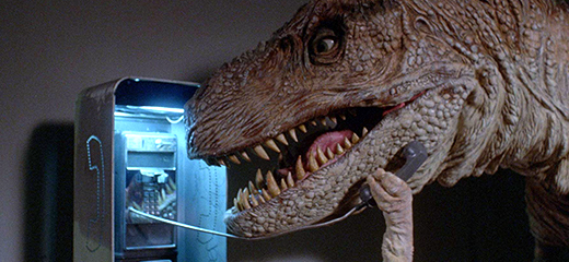 Stanny And The T-Rex: An Interview With Stewart Raffill