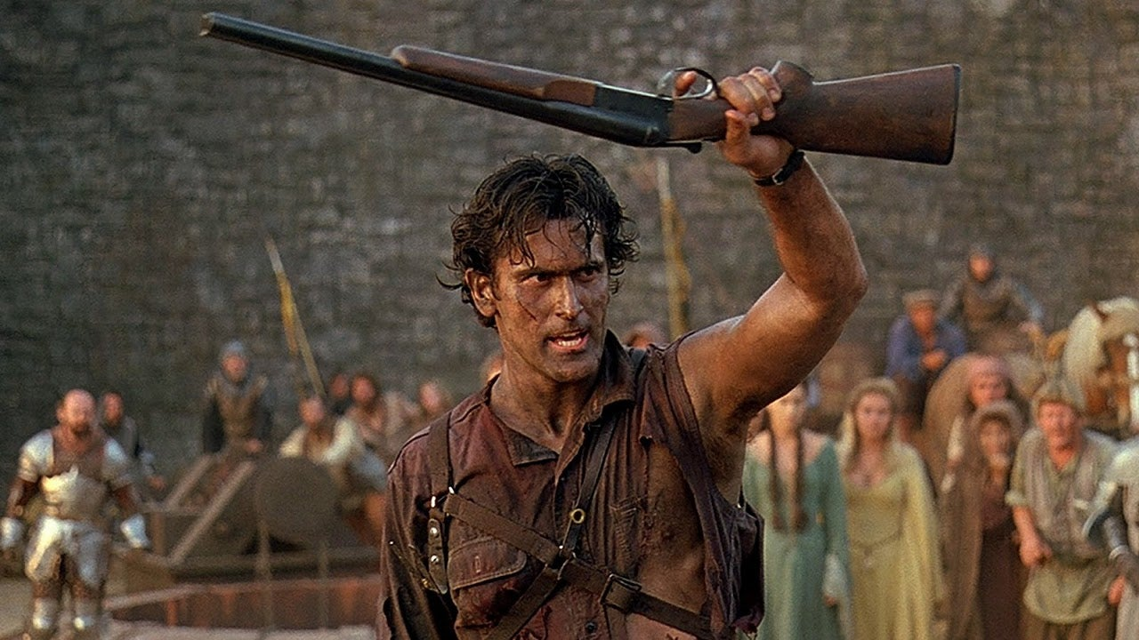 ARMY OF DARKNESS and Other Horror Movie Game-Changers, HELLBOY Beer, and More!